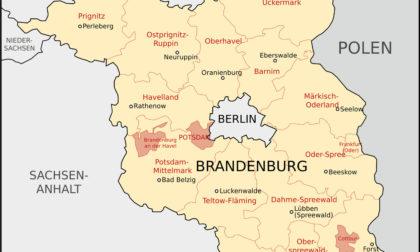 Brandenburg, Landkreis, Kreisstadt