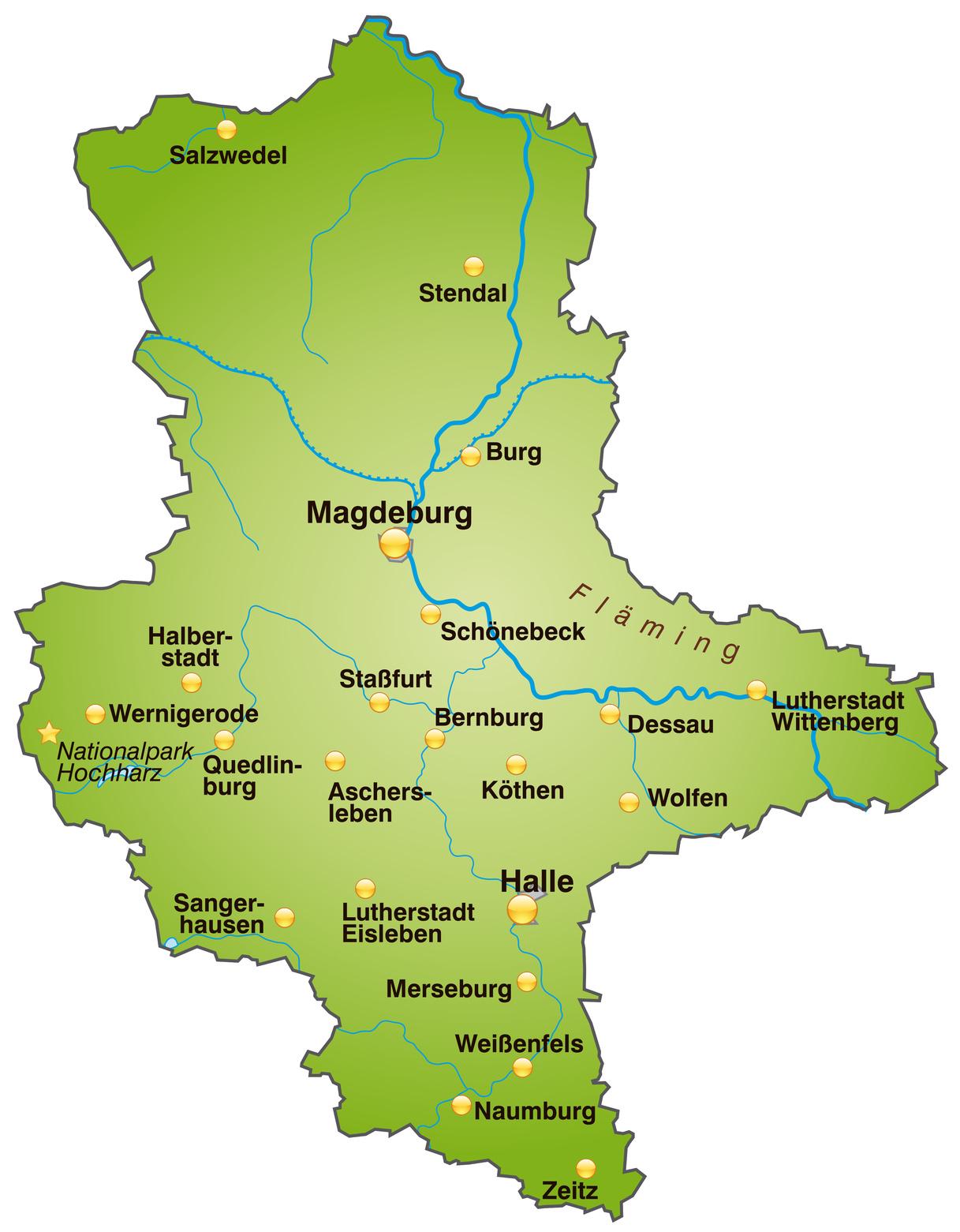 GlГјcksrakete Sachsen Anhalt
